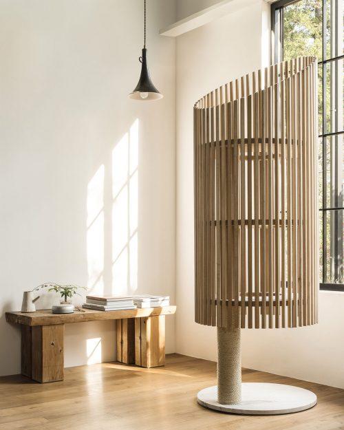 Katzenkratzbaum Katzenmöbel NEKO minimalistisch elegant