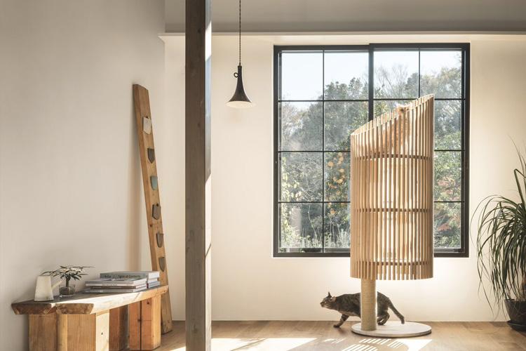 arbol neko mueble de diseño para gatos